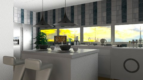 G! - Modern - Kitchen - by Glory