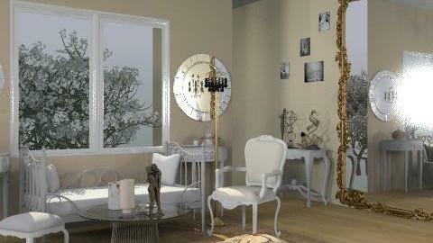 karma Lee  - Glamour - Living room - by SariJo