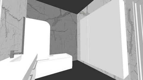 bathroom upstairs 3 - Modern - Bathroom - by nitashanikunj