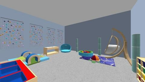 Sensory Room - Kids room - by Emmagaffney