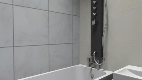 new bath - Bathroom - by Delly