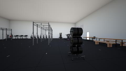 Power-Gym 1.0 - by rogue_fff482ff899962eb6953cc1167a6e
