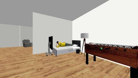 my room  - Modern - by alexander6969