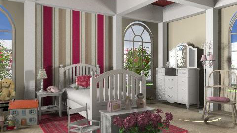 Quarto 16 - Kids room - by georgianasouza