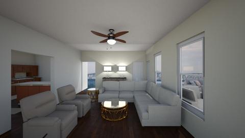 Saige living3 - Living room - by jilieboo
