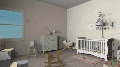 Nursery - Vintage - Kids room - by emilyooo