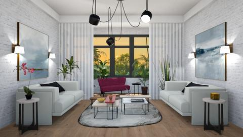ARTISAN FLOORING SunRoom - Modern - Living room - by 3rdfloor