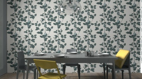 Dining Contest 2011 - Dining room - by viviem
