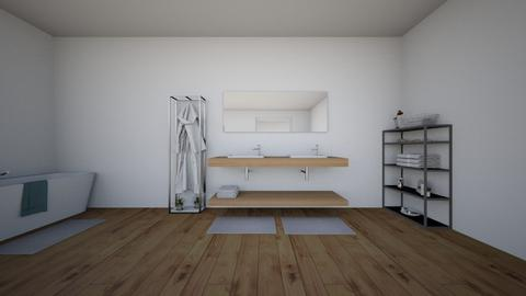 canada - Bathroom - by oriane dfn