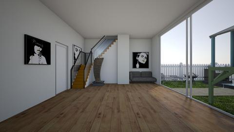 2 kids house livin - Living room - by guyciara87