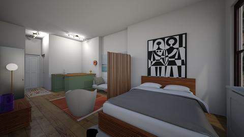 VERAS APARTMENT  - Modern - Living room - by shakurkey
