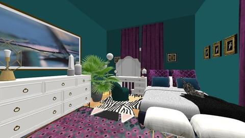 MGD_victorianglam - Glamour - Bedroom - by cdarrach