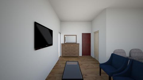 sallla7 - Classic - Living room - by shrook ziada