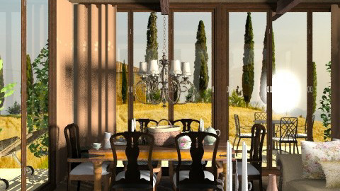 Toscana - Classic - Living room - by RonRon