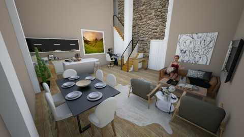 Converted Barn - by kennyhollis99