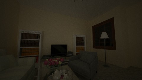 House 2 Remake  - Living room - by DMLights-user-1037168