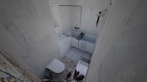 Bathroom 3 - Bathroom - by monofora