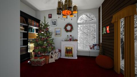 Christmas comfort - by orpitaazmiri