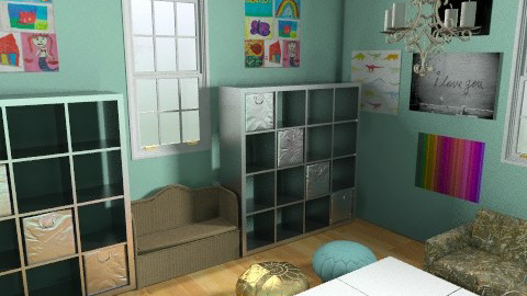 Playroom - Kids room - by emmawatson235