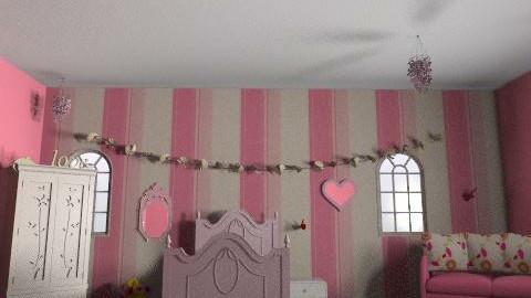 roz - Glamour - Kids room - by gobin