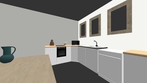 1 - Kitchen - by heimstil