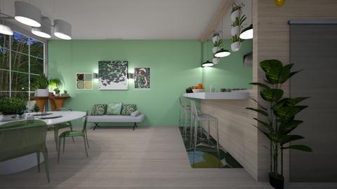 Green - by gaietta_aa