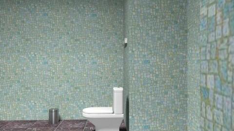 cool - Glamour - Bathroom - by kaite