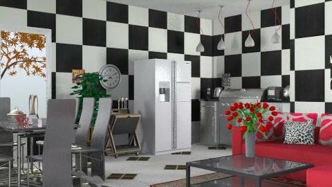bwrm - Classic - Kitchen - by roshni