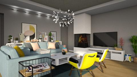keuken nieuw - Dining room - by meggle