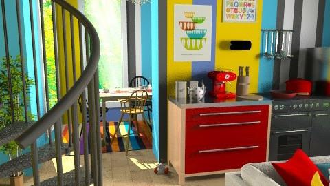 Kitchen - Modern - Kitchen - by ooooo