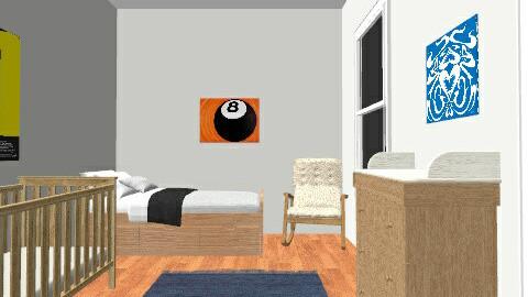 Nursery - Classic - Kids room - by roxyteena