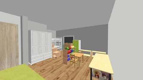 Kinderzimmer - Kids room - by Laneia