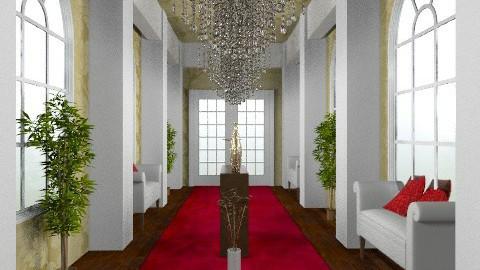 hallway - Hallway - by jauxier2002