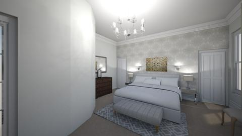 No 23 Master Bedroom - Bedroom - by Lee_Space