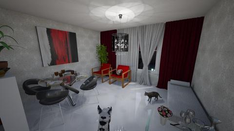 Sotomayor 1 - Living room - by LuzMa HL