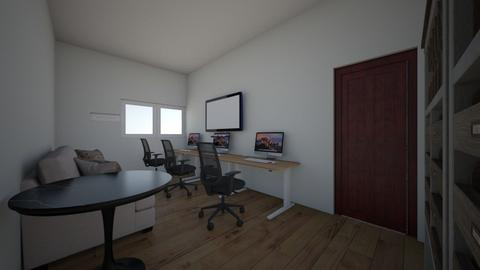 gaming room - Office - by CBboy