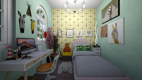 T17 - Bedroom - by GeGe Kanthip