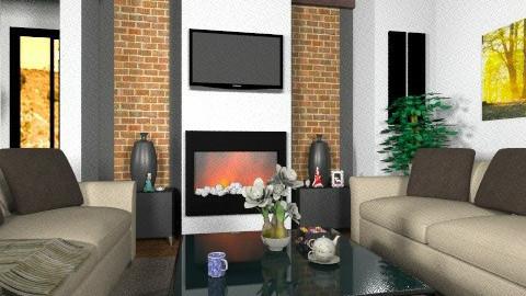 7ey6ei - Living room - by Inaaaa