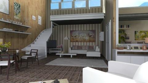 Arianne - Modern - Living room - by milyca8