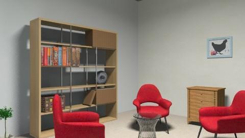 Vera Timman - Rustic - Office - by Roosjemijnroosje