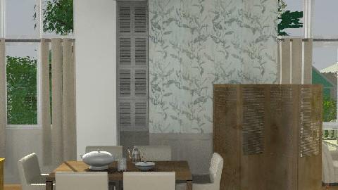 AT SERI - Dining Room - by naki1