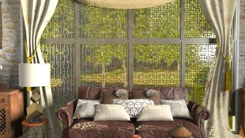 Hartley 2.0 - Classic - Living room - by camilla_saurus