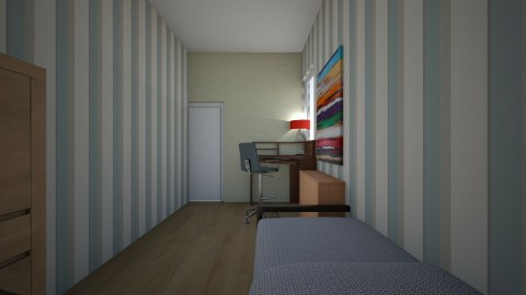My room - Living room - by Artjom