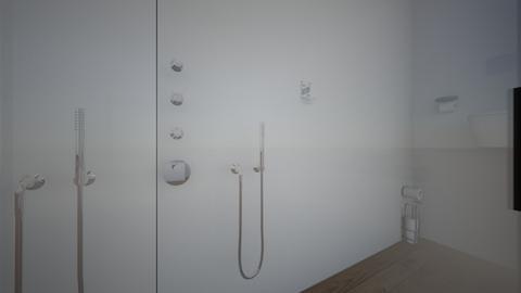 bathroom - Modern - Bathroom - by Annie2008