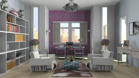 quidas office - Glamour - Office - by Desmonde Monroe