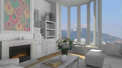 Livingroom004 - Classic - Living room - by Ivana J