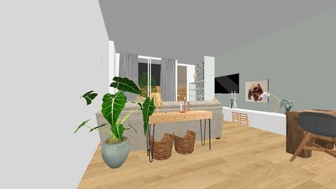 woonkamer juitse maten - Living room - by ilse1986