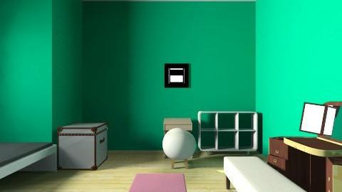 Kindall Klassy - Bedroom - by ASKAbby