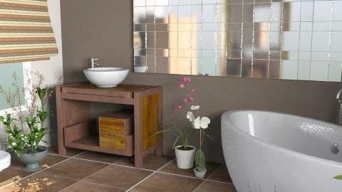 moms Bathroom - Country - Bathroom - by repip77