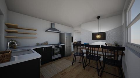 Gosport - Kitchen - by xgoos